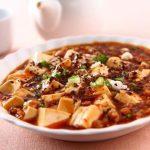市販のレトルト麻婆豆腐を、もっと辛くする方法